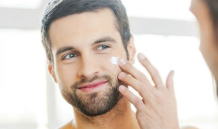 Grow beard Faster - skin care tips