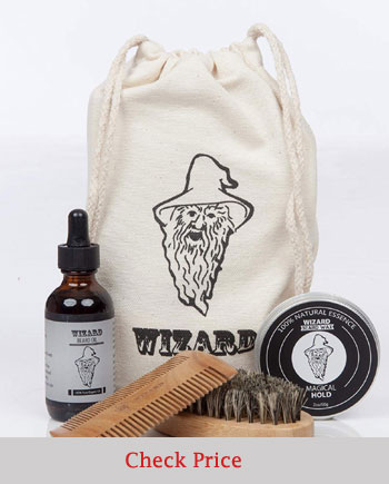 Beard Grooming Care Kit -wizard Beard