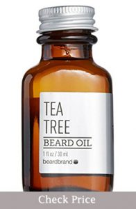 facial hair growth oil beard tea tree oil