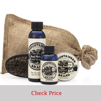 Mountaineer Brand Beard Care Kit- Beard Grooming Kits