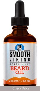 smooth viking beard oil review - best beard growth oil