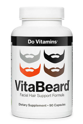 VitaBeard - Beard Growth Supplements review