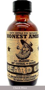 honest amish beard oil reviews