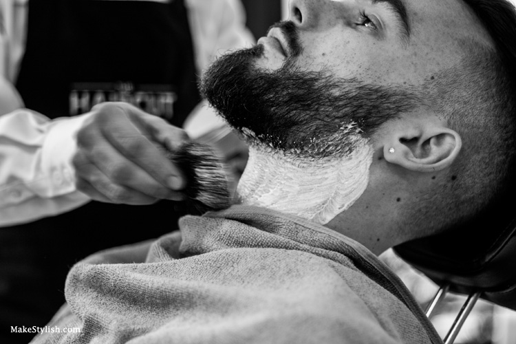 when to trim your beard
