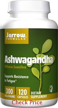 jarrow formulas ashwagandha reviews