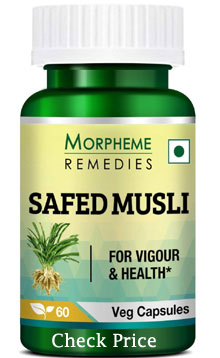 morpheme remedies safed musli review