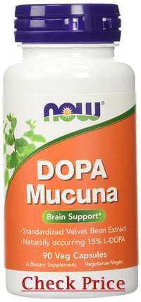 now foods dopa mucuna reviews