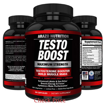 testoboost test booster supplement reviews