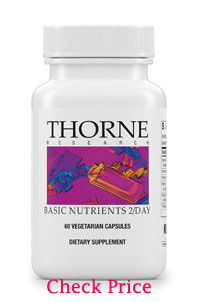 beard growth supplements - thorne research basic nutrients 2day review