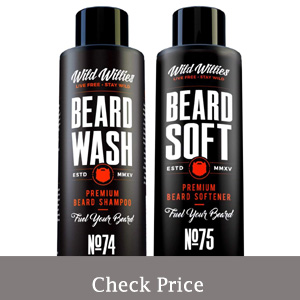 wild willies beard wash review