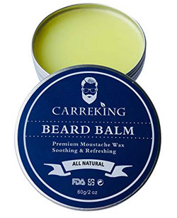 carreking premium beard butter review