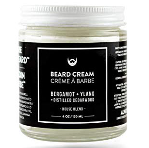 beard cream bergamot oil