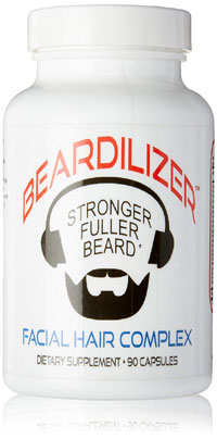 Best Beard Growth Products-beardilizer facial hair growth review