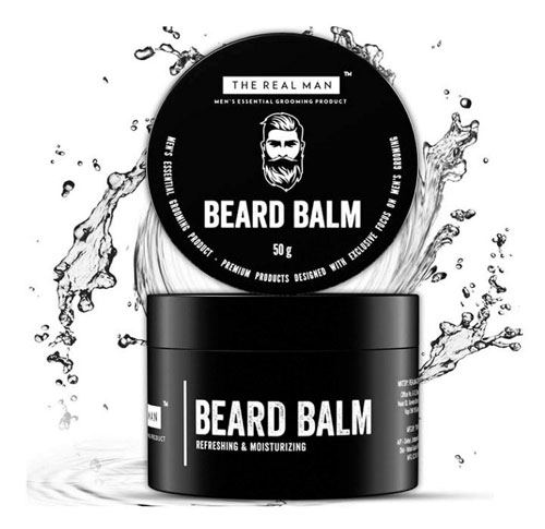 best smelling beard balm