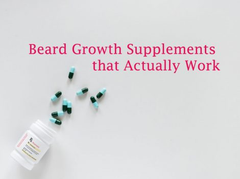 do beard growth supplements work