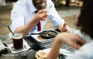 best foods for beard growth